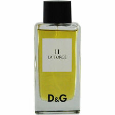 D&G 11 LA FORCE TESTER 3.3/3.4 OZ EDT SPRAY FOR WOMEN NEW BY DOLCE & GABBANA