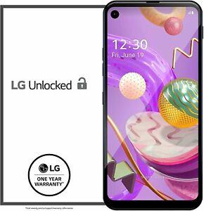 LG Q70 Unlocked Smartphone – 4/64 GB – Black (Made for US by LG) – Verizon,...