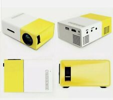 New listing Meer Mini Projector, Yg300 Portable Full Color Led Lcd Video Projector