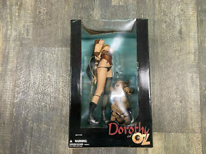 """Mcfarlane's Twisted Land of OZ Dorothy 12"""" figure in box"""