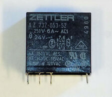 ZETTLER MINI 5 PIN RELAY AZ 732-053-52  6A