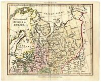 1804 NY MAP Highmount Nyack Aurora Beaverkill NEW YORK HISTORY  HUGE