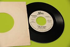 "CLASH 7"" GROOVY TIMES PROMO UK  1979"