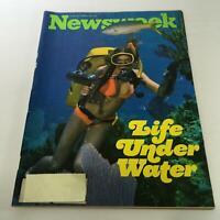 Newsweek Magazine: July 12 1976 - Life Under Water