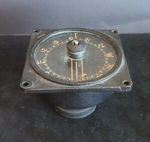 WW-II RAF Bomber Command Lancaster/Halifax MK-II Repeater Compass - Dated 1942/3