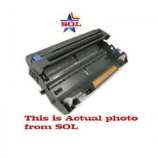 Brother Compatible DR-520 DR520 Laser Toner Drum, 25,000 Pages- Black, New