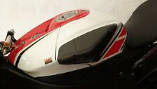 Yamaha R6 2008-2016  Carbon Fibre Tank Sliders side protectors Race with Kevlar