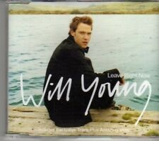 (DE995) Will Young, Leave Right Now - 2003 CD