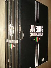 BOX  COFANETTO 4 DVD OFFICIAL FC JUVENTUS CAMPIONE D´ITALIA 2013 SCUDETTO N°31