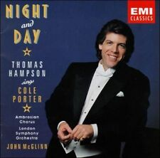 Night and Day by London Philharmonic Orchestra/Thomas Hampson (Baritone Vocal...