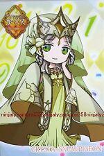 Diamond no Kuni no Alice in the Country of Hearts card Crysta Snowpigeon anime