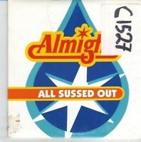 (CO834) Almighty, All Sussed Out - 1996 DJ CD