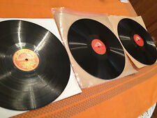 """CURTIS CHAMBER MUSIC ENSEMBLE """"Concerto Grosso For Piano & String"""" 3x12"""" 78rpm"""