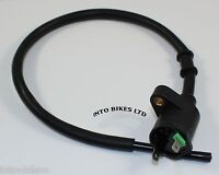 IGNITION COIL C/W HT SPARK PLUG LEAD FOR PEUGEOT LOOXOR 50 & 100