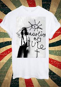 Patti Smith Concert Tour Punk Rock Band Gildan Heavy T-Shirt Mens Size S-2XL