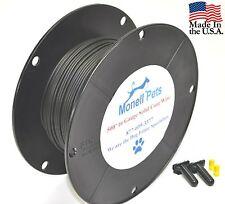 16 Gauge 500' Solid Core Dog Fence Boundary Wire Polyethylene Heavy Duty