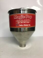 Kim'S Magic Pop Rice Cake Machine *Hopper* w/Lid For Dmp-1 *Free Shipping*