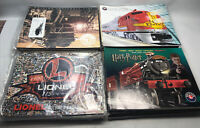 Lot Of 28 Lionel Train And Ready To Run Catalogs  2000s And Up  2 Sealed GC