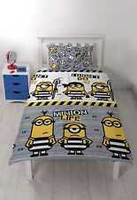 Despicable Me Minions Récidiviste Set Housse de couette Simple