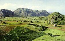 cuba, Viñales Valley, Panorama (1960s)