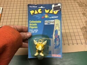 original MOC -- PAC-MAN -- 1982 BALLY MIDWAY - COLECO - PAC-ANGLE