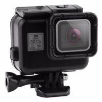 Dive Housing Fits GoPro HERO 5 6 7 Waterproof Case Underwater Black