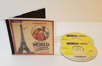 Where in the World Is Carmen Sandiego? PC CD-Rom 1996 Windows 2 Disc Set