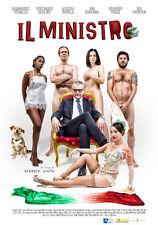 IL MINISTRO  DVD COMICO-COMMEDIA