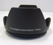 Pro Digital Flower Petal Lens Hood 77mm Screw in Type 9301043