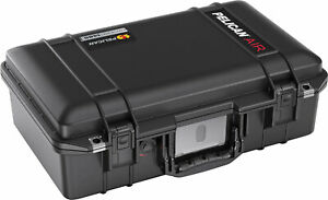 NEW Pelican 1485 Air Protector Case w/o Foam 014850-0010-110 - Black