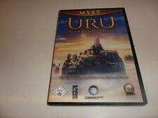 PC Uru: Ages Beyond Myst