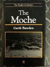 The Moche by Garth Bowden, Peoples of America series, 1996, HB w DJ