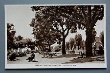 R&L Postcard: Marine Parade Gardens Leigh-on-Sea, Raphael Tuck