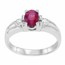 Cocktail Ruby 14k Fine Rings