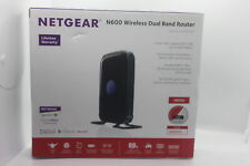 Netgear N600 WiFi Cable Modem Router Dual Band WiFi New Sealed