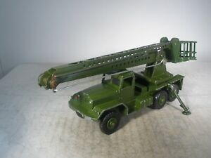 Dinky Toys Military Arm MISSILE SERVICING PLATFORM 667 FUNCTIONAL