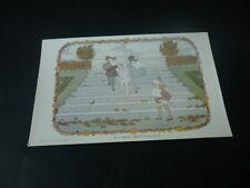 Willebeek Le Mair Children postcard, The North Wind doth blow