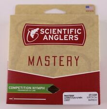 Scientific Anglers Mastery Competition Nymph Fly Line .022 Bamboo FREE FAST SHIP