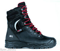 Cofra Skibus S3 CI SRC Black Steel Toe Cap Waterproof Winter Work Safety Boots