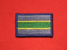 BRITISH ARMY QUEENS ROYAL HUSSARS QRH TRF BADGE SEW ON.