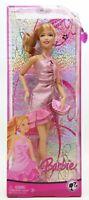 2008 Mattel Blonde Summer Barbie Doll No. M4227 NRFB