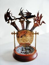 Harry Potter Incredibly RARE TriWizard Letter Openers on Display Stand by Noble