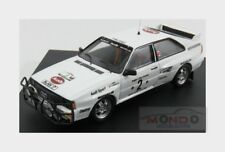 Trofeu 1 43 AUDI quattro #2 Rally Bandama 1983 Lampi - Harsch