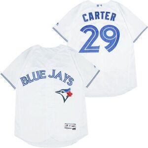 Toronto Blue Jays #29 Joe Carter Men stitched jersey