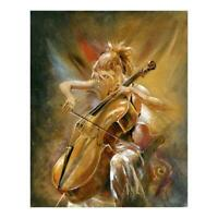"""Lena Sotskova """"Angel"""" Signed Limited Edition Giclee on Canvas"""