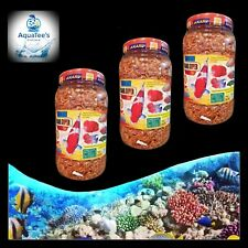 AquaTee's Akari Whole Dried SUPER Shrimp Food Fish Turtle Cichlid Pet 650GR nano