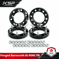 "4x1"" 25mm Wheel Spacer 6x5.5 M12x1.5 108MM For Tacoma 4Runner FJ Land Cruiser"