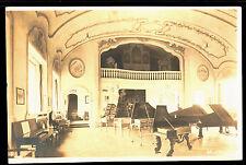 GERMANY Munich PIANO & ORGAN Instruments Museum Exhibit PHOTO PC Vintage c 1920