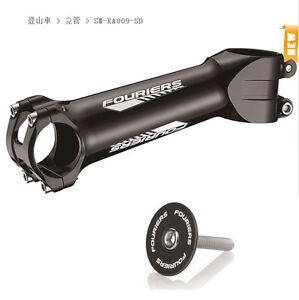 FOURIERS Full CNC Mountain Bike Stem Bar 80- 140mm +/-17° Ø31.8mm x 28.6mm 009SD