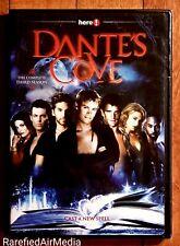 Dante's Cove The Complete Third Season 3 (DVD 2008) 2-Disc Set *RARE* OOP New